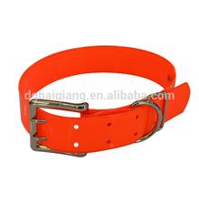 custom colored dog collar strap nylon