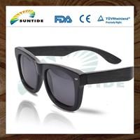 Bamboo sunglasses Wholesale Wooden Bamboo sunglasses real wood sun glasses retro men and women Fashion Retail (ZA04)