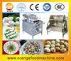 High Quality Quail Egg Peeling Plant/peeler machine