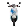 EEC hybrid scooter