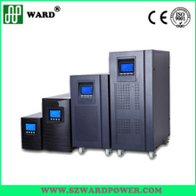 10KVA hot selling high frequency Online UPS uninterruptible power supply with LCD display