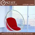 La mejor calidad al aire libre comedor sala de estar, silla mecedora, de metal silla colgante