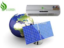 r410a Eco-friendly100% 48V DC solar air conditioner 24000Btu