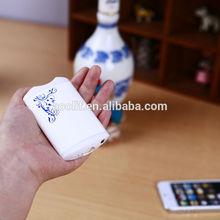 Shenzhen Aluminum alloy shell USB hand warmer ,good winter gifts