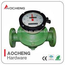 Liquid Flow Meter/Cast Iron Oval Gear Meter OGM-I