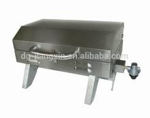 Alto qaulity pienoin acciaioinox griglia a gas( jxgt220)