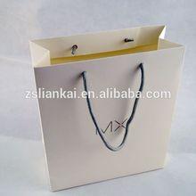 OEM Paper bag Shopping bag design paper packaging bag design for electronics/cell phone/speaker