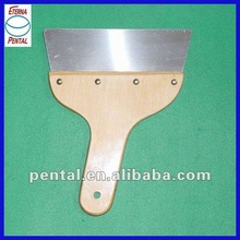 PK-007 Wooden Handle Putty Knife and Scraper