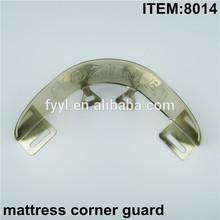 mattress metal corner\decorative metal corner\metal corners for mattress