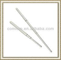 Telescopic Stainless Steel Tri Folding Chopsticks