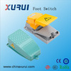 Electric foot pedal switch / push button foot switch 220V