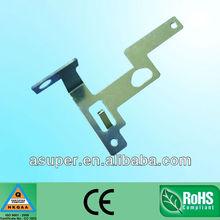 Metal stamping part for casing machine