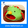 anime plush animal igloo shaped pet bed dog house sheets - info@hellomoon.cn