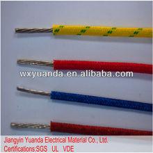UL AWM 3549 Silicone Rubber Cables