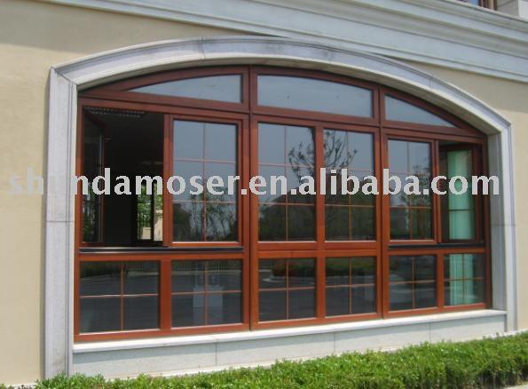 German Window German Style Solid Wood Window