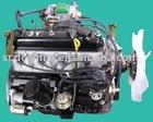 gasoline car Brand New 3y Toyota engine