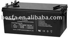 lead acid battery for electric bike 12v230ah EVX Electric Vehicle batteries for electric bike bus battery scooter electric