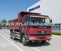 20 ton Foton dump truck for sale, 20 ton Foton tipper truck for sale, 20 ton Foton dump tipper