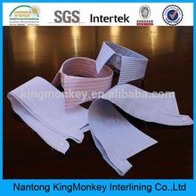 Super soft handle cotton shirt interlining