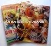 3D Lenticular cover/3D lenticular book cover