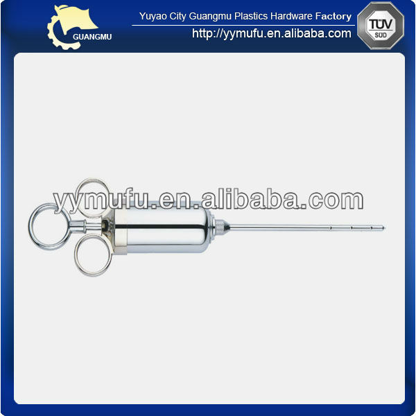 full stainless steel marinade injector