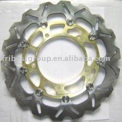 motorcycle brake disc front Brake Wave Rotor Disc for GSXR 1300 For Hayabusa 08 09 2008 2009