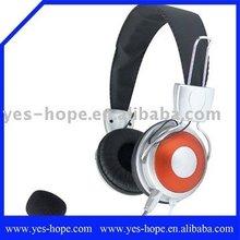 Earphone jack accessories Computer Headphone with Microphone neckband headphones with microphone