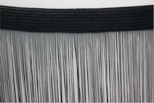 room divider decorative fringe curtain