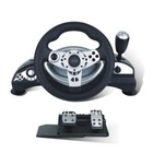 For PS3/PS2/PC 3 in 1 Steering Wheel --FT38C2