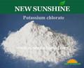 de alta pureza china clorato de potasio para la venta