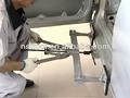 fuerte tirador de auto reparación del cuerpo herramientas dent repair tool herramienta pdr