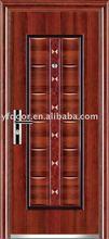 metal double doors exterior(YF-S64)
