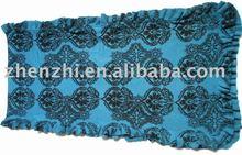 100%ACRYLIC knitting shawl