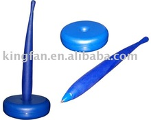 ball pen with base