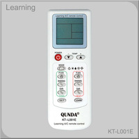 learning air conditioner remote control KT-L001E