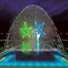 Digital Water Curtain music water fountain