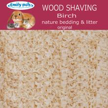 Hamster bedding white wood shaving,wood shavings for small animals