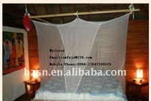 100% polyester Insecticide treated Bed canopy with WHO requirment