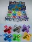 China factory best quality flashing top kids toy