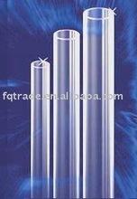 ozone-free quartz glass tube