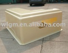 plastic body cover of thermoforming vacuum forming