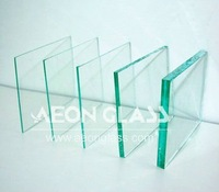 CE & ISO certificate 2mm-19mm Clear Float Glass