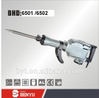 hex.30 mm demolition hammer Model 6501/6502