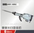 hex.30mm martillo de demolición Modelo 6501/6502