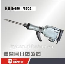 hex.30mm demolition hammer Model 6501/6502