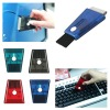 Multi-purpose Plastic laptop computer Keyboard brush
