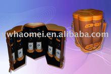 leatherette wine case