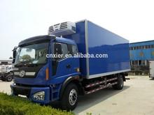 van truck/cargo box van/refreezer truck