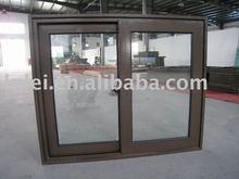 AS/NZS 2208 Standards Low Cost Aluminum Sliding Window