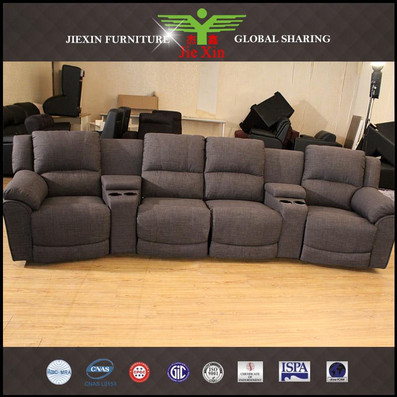Loveseat Sessel Kino ~ recliner sofa cinema sofa home theater sofa, View fabric recliner sofa